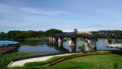 Brücke am River Kwai