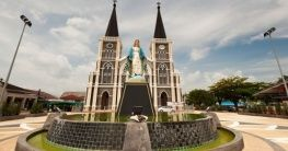 Kathedrale in Chanthaburi
