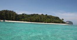 Insel im Golf von Thailand