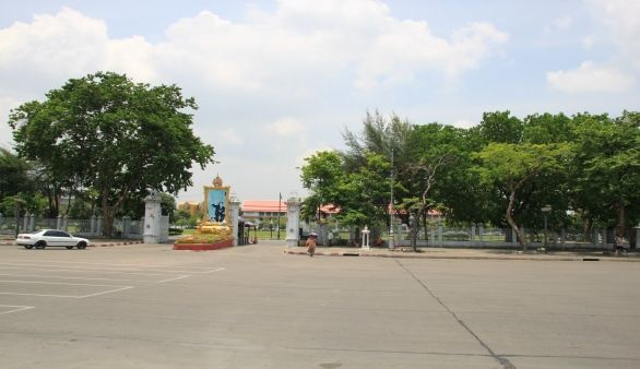 Dusit Park in Bangkok