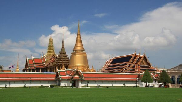 Wat Phra Kaew und Grand Palace