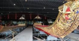 Königliches Barkenmuseum in Bangkok