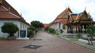 Nationalmuseum in Bangkok