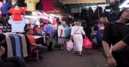 Patpong Nachtmarkt in Bangkok
