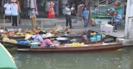 Amphawa Floating Markets