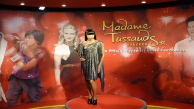 Madame Tussauds in Bangkok