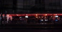 Vergnügungsviertel Nana in Bangkok