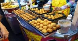 Vegetarisches Festival in Bangkok