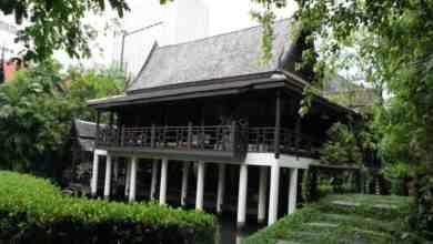 Suan Pakkad Palast