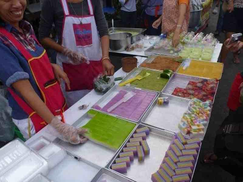 Desserts in Non Khai