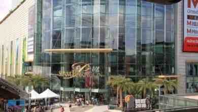 Siam Paragon in Bangkok