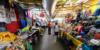 Patpong Nachtmarkt und Vergnügungsviertel in Bangkok